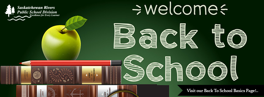 SRPSD Welcomes you back to school for the 2016-2017 school year!